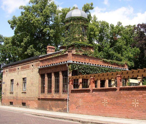 Neuruppin, Villa am Tempelgarten. Bildquelle: Doris Antony